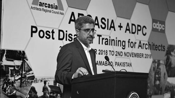 ARCASIA + ADPC Training of Trainers, Islamabad, PAKISTAN